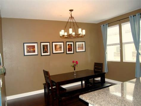 Paint ideas for dining rooms