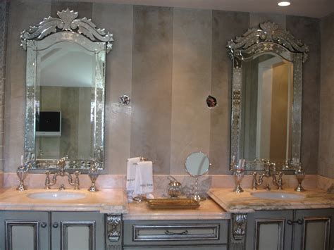 ideas for bathroom mirrors attachment bathroom vanity mirrors ideas 173