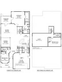 House Plans With Loft House Loft Plans House Design Plans