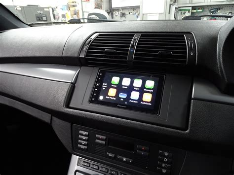 Apple X5 bmw x5 pioneer apple carplay sph da120
