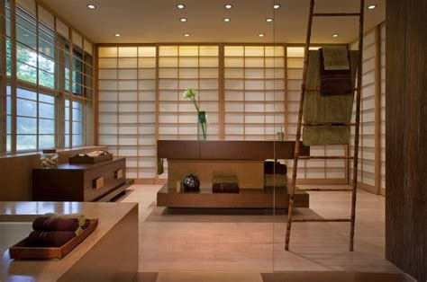 Modern Japanese Bathroom 10 Ways To Add Japanese Style To Your Interior Design By