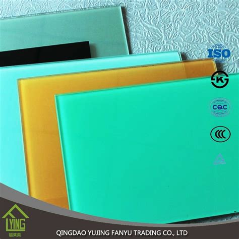 colored glass sheets thriking glass 4mm 5mm 6mm colored reflective glass