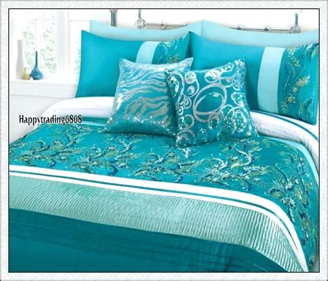 White And Turquoise Duvet Cover by Turquoise Duvet Cover King Ruby Turquoise Green King