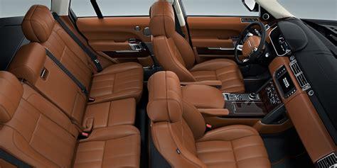 tan land rover discovery tan semi aniline leather seats roverhaul com land rover