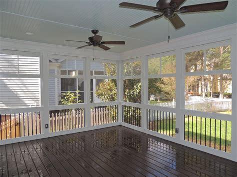 check   stunning enclosed deck built  exterior