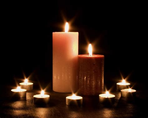 Candle you should afraid of unjustified gossips if you snuff a candle