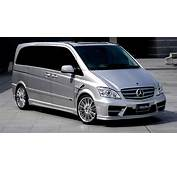 Wald International Hands Mercedes Benz Viano Some Styling