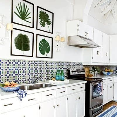 blue and white tile backsplash attractive kitchen backsplash designs decozilla