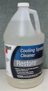 Fuel System Restore Fleetguard Restore Cooling System Cleaner Cc2610