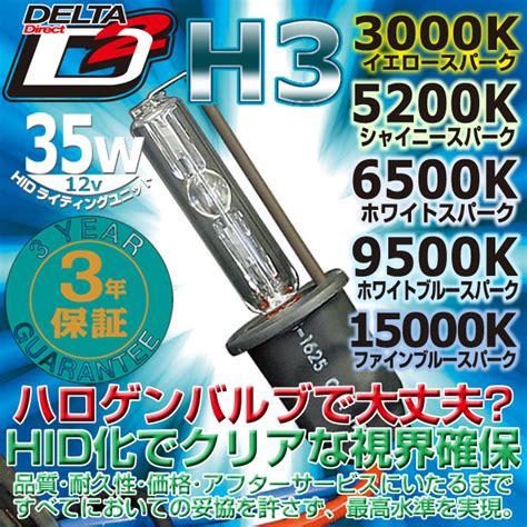 Lu Hid H3 hid lighting unit 3年保証 hidライティングユニット h3 35w