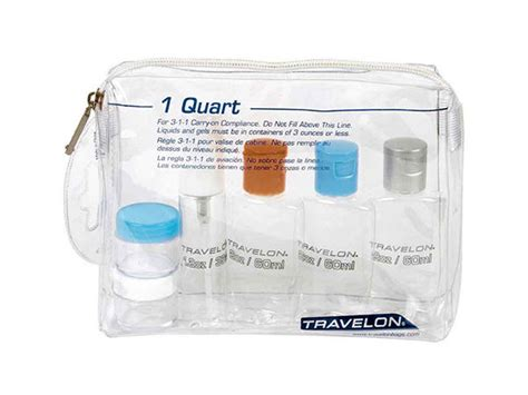 Liquids Allowed On Flights Again Thats Cosmetics To Me And You by A Guide To Tsa Travel Regulations For Products Ebay