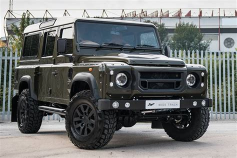 kahn land rover defender 110 ultimate defender kahn design land rover 110