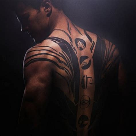 divergent temporary tattoos pics for gt factions divergent symbols amity