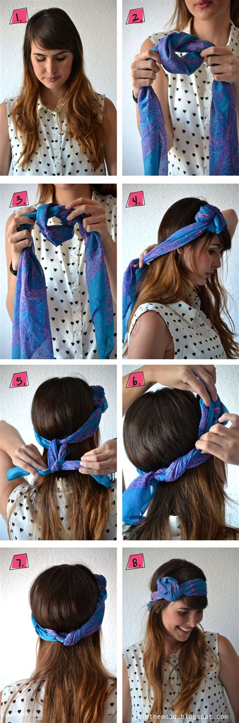 diy 5 fab hairstyles to 10 fabulous diy hairstyles with hair accessories pretty