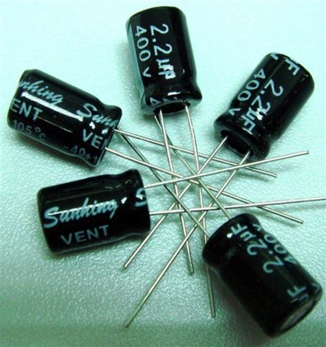 sun electronic capacitor aluminium electrolytic capacitor 2 2uf 400v in baoan shenzhen manufacturer