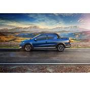 Volkswagen Releases In Brazil The New Saveiro A Sort Of