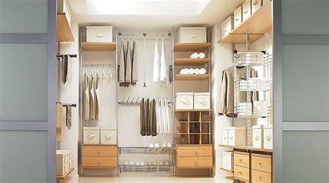 Walk In Wardrobe Fittings Diy by Diy Walk In Dressing Room Storage System From B Q And