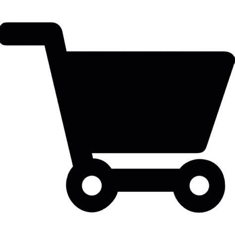 di commer carrello di e commerce in forma solida scaricare icone