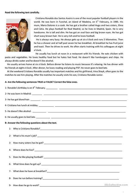 printable english worksheets 5th grade test 5th grade worksheet free esl printable worksheets