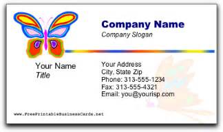 Beautiful samples free business cards 171 free business