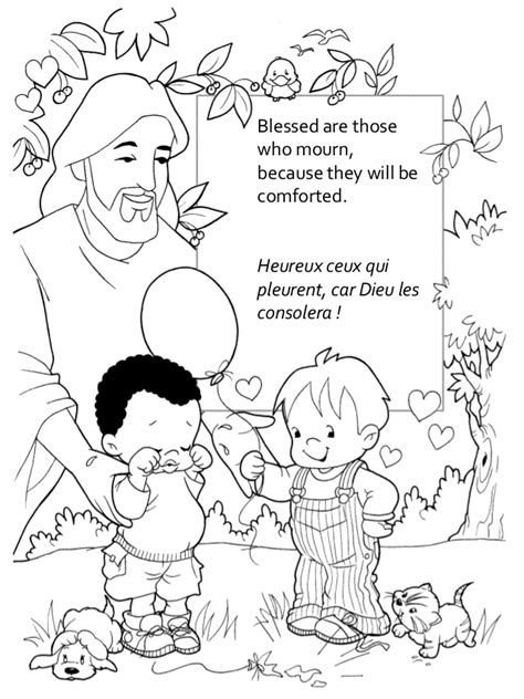 beatitudes coloring pages download beatitudes coloring page coloring home