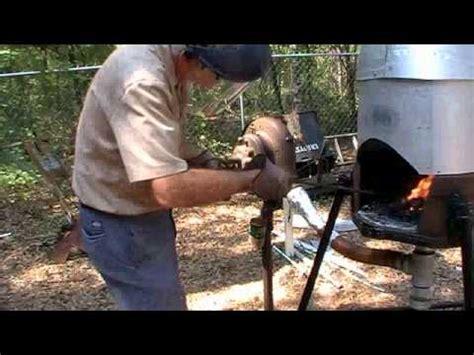 backyard blacksmith forge backyard blacksmith forge crawfordville fla youtube