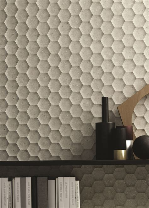 Walker Zanger?s new Bera & Beren tile recreates carved
