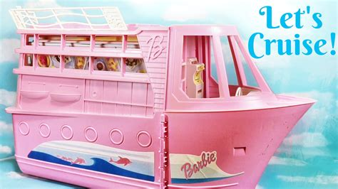 barbie cruise ship youtube - Barbie Ship Videos