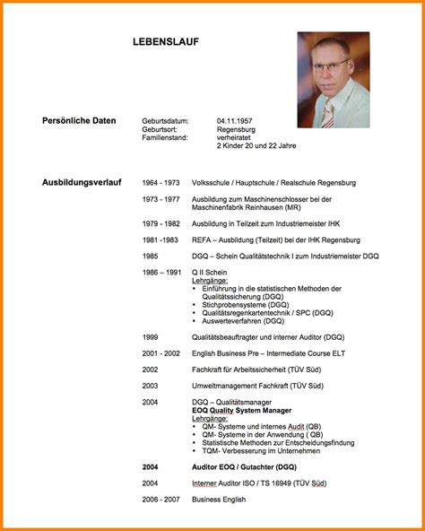 Construction Superintendent Resume Sample by 12 Aufbau Lebenslauf Recommendation Template