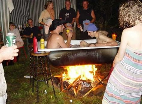 Barn Burner Origin Redneck Tub Neatorama