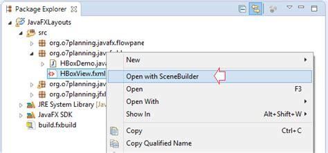 javafx scene layout hbox javafx hbox vbox layout tutorial