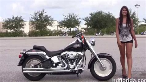 Harley Davidson 2001 by Used 2001 Harley Davidson Fatboy Motorcycles For Sale In