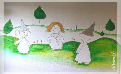 Tapeten Für Kinderzimmer by Kinderzimmer Wandgestaltung
