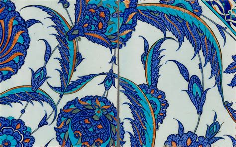 floral pattern in islamic art artic unveils new islamic galleries hali