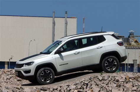 jeep india compass see the india bound jeep compass go off road in 30 images