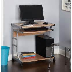 Small Computer Desk Walmart Berkeley Desk Colors Walmart