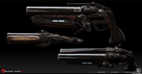 Coach Mini Beneth Purple sawed shotgun gears of war fandom powered by wikia