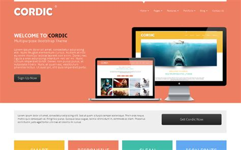 bootstrap themes not working cordic multipurpose bootstrap theme bootstrap responsive