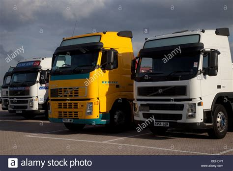 volvo website uk volvo lorry stockfotos volvo lorry bilder alamy