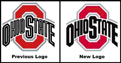 Ohio State Logo Outline by Ohio State To Update Athletics Logo 171 Cbs Cleveland
