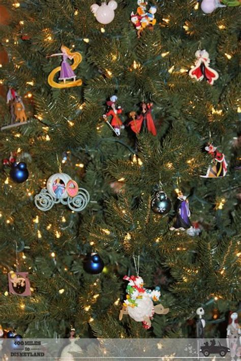 Disney Tree Decorations by I Will A Disney Tree One Day