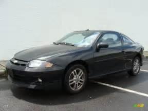 2003 black chevrolet cavalier ls sport coupe 12457100