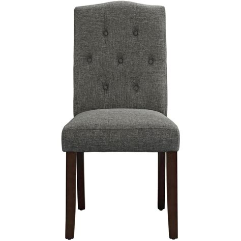Dining Room Tufted Dining Chair Upholstered Side Chairs Padded Dining Room Chairs