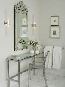 venetian mirror traditional bathroom farrow