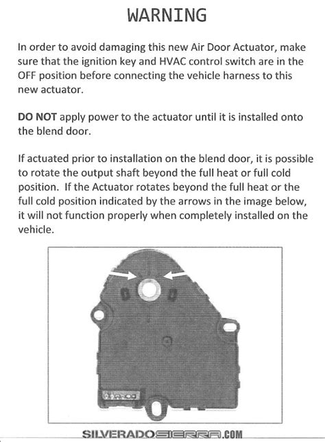 Gm Temperature Actuator Wiring Harnes - Wiring Diagrams