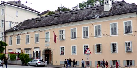 mozart music house salzburg the sounds of music notable travels notable travels