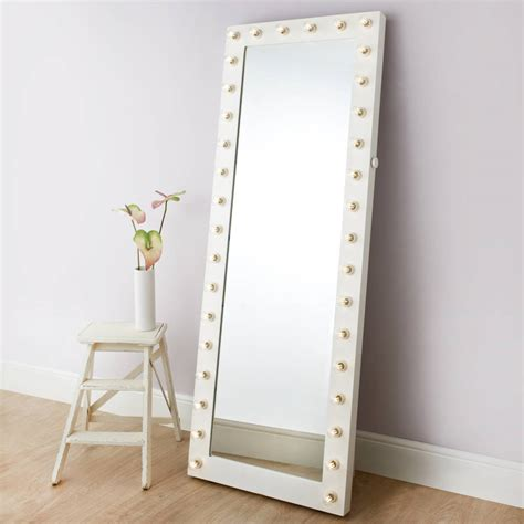 unique 70 wall mounted makeup mirror lighted decorating satin hollywood tall cheval mirror by reflections of me