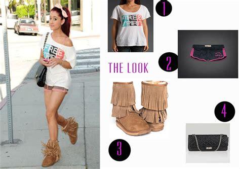 Thelookbook: Ariana Grande