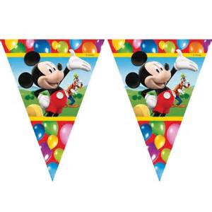 Guest Bedroom Themes - mickey mouse party banner mickey mouse party the party company