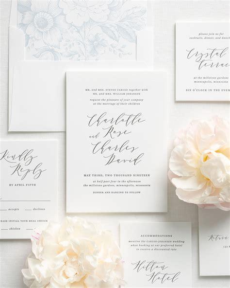 Letterpress Invitations by Letterpress Wedding Invitations Letterpress